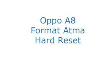 Oppo A8 Format Atma Hard Reset