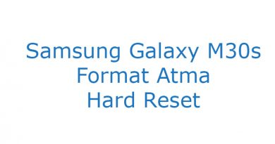 Samsung Galaxy M30s Format Atma Hard Reset
