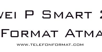 Huawei P Smart 2019 Format Atma Hard Reset